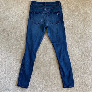 Express Jeans - Express Skinny Jeans Medium Wash